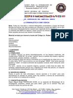 Edicion Especial Gmpo 000012 La Criminalistica Como Ciencia