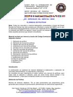 Edicion Especial Gmpo 00002 El Manual de Politicas