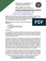 Edicion Especial Gmpo 00007 Policia de Salta y Derechos Humanos