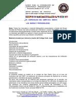Edicion Especial Gmpo 000014 Las Maras y Personalidad