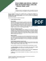 2017 DOJ Free Bar Notes in Remedial Law