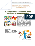 Plan de Seguridad y Salud en El Trabajo