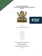 Tugas Agama Hindu Revisi