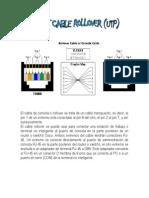 Pinout Cable Traspuesto-rollover Open-network