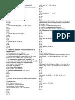 Evaluacion Matematicas Octavo 2
