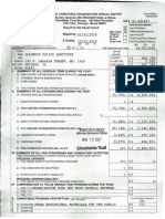 Illinois Policy Institute's 2016 tax return / IRS Form 990