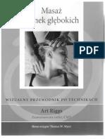 Art Riggs - Masaż Tkanek Głębokich Wizualny Przewodnik Po Technikach