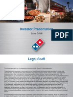 2016 Investor Presentation - 4x3 (06!16!2016)
