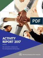 BFF Activity Report 2017