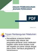 Perencanaan Pembangunan Pelabuhan Perikanan