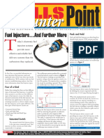 Fuel Injectors - And Further More