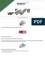 BRUNITEC Brunidores Diamantados - Solução Em Brunimento - Máquinas e Ferramentas de Brunir