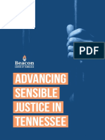Advancing Sensible Justice Reform