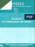 Repères nº 11 - 1995.pdf