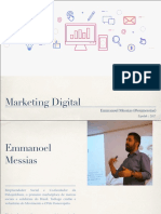 Curso Marketing Digital 60h I