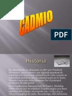 Cadmio Meta