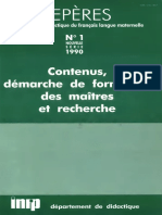 Repères nº 01 - 1990.pdf