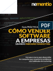 eBook Guia Para Vender Software a Empresas