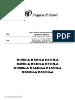 MANUAL SECADOR DE AIRE SISTEMA DE FRENADO ( D108IN ingersoll rand).pdf