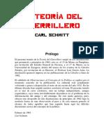 C. Schmitt - La Teoria del Guerrillero.pdf