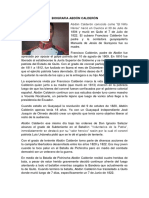 Biografia Abdón Calderón