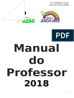 Manual Do Professor 2018