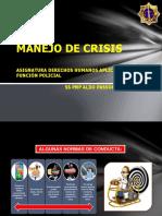 Exposicion de Manejo de Crisis