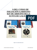 Guia Del Curso de Iniciacion a Arduino
