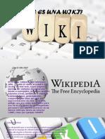 que es una wiki?