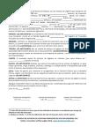 Modelo Anticipo de Legitima Doctor Inmueble SAC