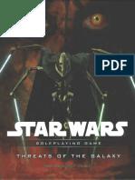 Star Wars Saga - Threats of the Galaxy