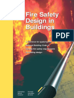Publications FireSafetyDesign s