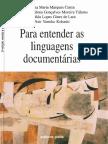 CINTRA Et Al Para Entender as Linguagens Documentarias 2 Ed