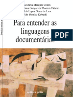 CINTRA Et Al Para Entender as Linguagens Documentarias 2 Ed
