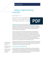 Building a Digital-banking Business