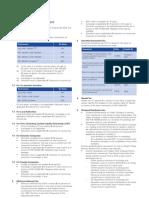 KPMG Tax Rate Card 2010-11