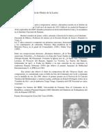 Biografía de Gladys de La Lastra