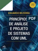 Principios de Analise E Projeto - Eduardo Bezerra
