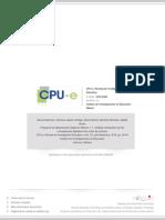 Programa de Alfabetización Digital en México 1.1.