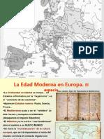 Breve presentación de la Europa Medieval