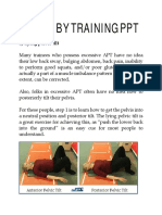 Fix Apt by Training Ppt