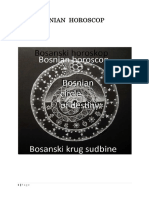 Bosnian Horoscop