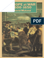 [David Maland M.a. (Auth.)] Europe at War 1600–1