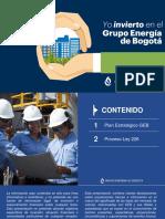 Democratizacion Grupo Energía Bogotá