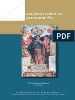 Religiosidad Popular Salvadoreña - García
