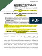 Compraventa Al Credito Aplicando El Decreto 09 2012 Inmuebles Adjudicados Por El Estado
