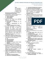 Cuestinario Para Derecho Financiero 2017 Richie Castellanos