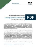 Hbo002 Dtd Origen Orden Presentacion