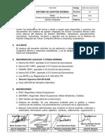 ESG-VOL-GLO-02-03 Estándar Control de Documentos Del SGI