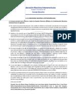 Confederación Masónica Interamericana repudia el asesinato de Óscar Pérez